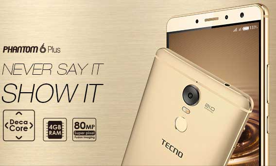 Tecno Phantom 6 Plus review and specifications
