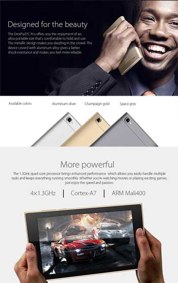 design of tecno droipad 7c and price in kenya