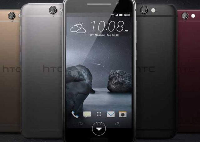 black htc one a9 phone specs & review