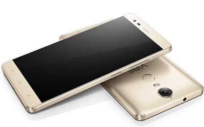 two silver lenovo k5 note put against each other