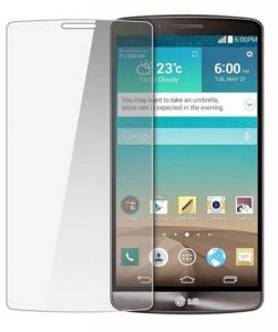 front view of the lg g3 mobile device