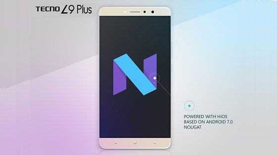 Nougat 7.0 tecno advantages