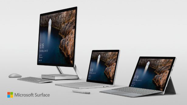Microsoft Surface Laptop Vs Microsoft Surface Book Specifications