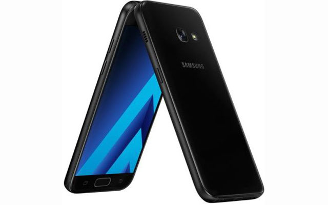 Black Samsung Galaxy A3 Mobile Phone Features Review