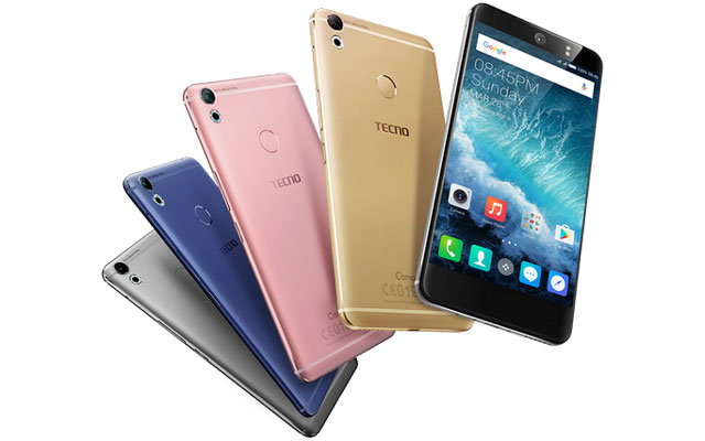 Camon CX Air Color Variety