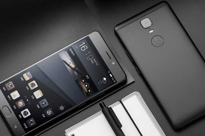 m6s smartphone by gionee