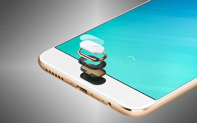oppo f3 plus fingerprint scanner