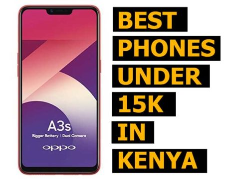 Best Mobile Phones Under 15000 Shillings in Kenya