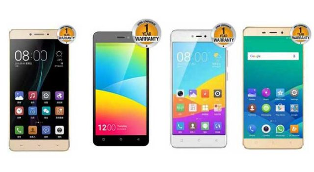 Gionee Phones Price list specs and review