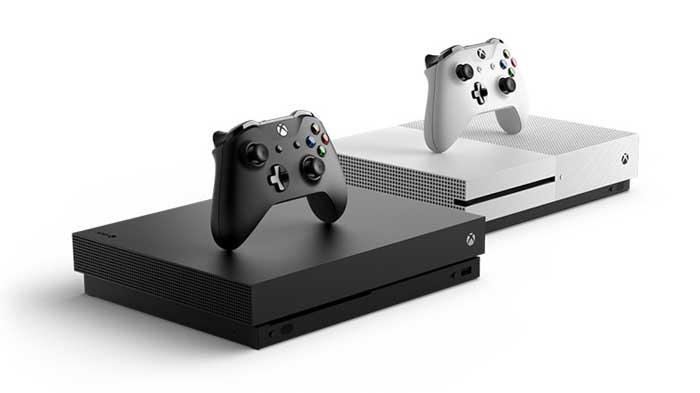 What is the price of the Xbox One X in Kenya