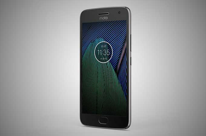 the g5 plus by motorola features