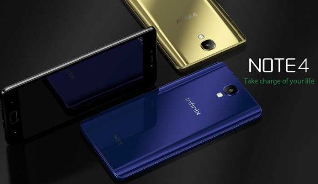 Infinix Note 4 Specifications Price Kenya Jumia