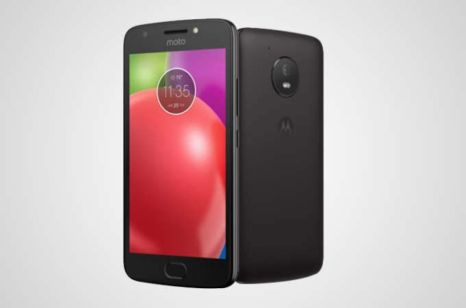 Motorola Moto E4 Specifications