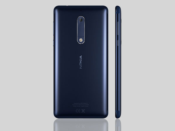 Nokia 5 smartphone cost of purchase