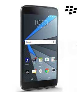 BlackBerry DTEK50 Specifications Price and order