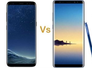 Samsung Galaxy Note 8 Vs Samsung Galaxy S8 Plus Comparison and Differences in Kenya