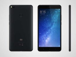 Xiaomi Mi Max 2 Specifications and Features Review