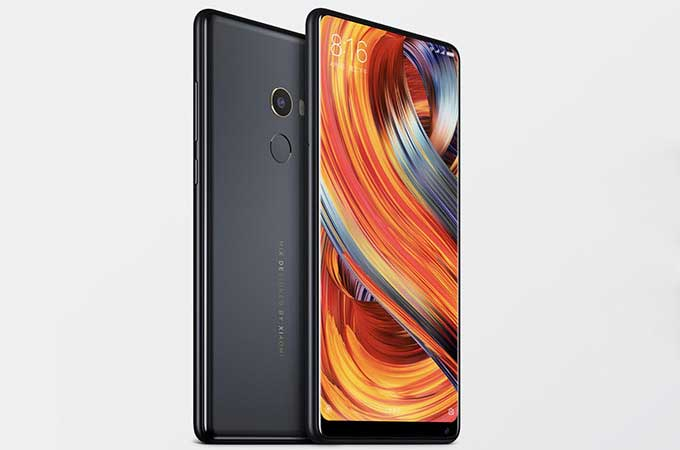 Price of Xiaomi Mi Mix 2 in Kenya