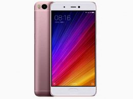 Xiaomi Mi 5S Specifications Review