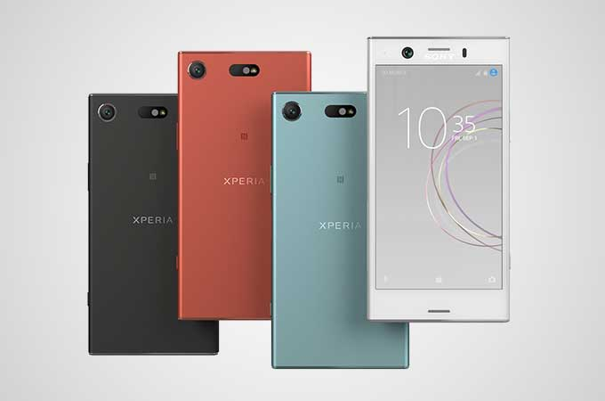 Specifications and Features of the Sony Xperia XZ1 Compact