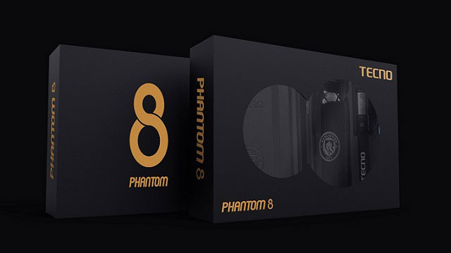 The Tecno Phantom 8 Unboxing Review