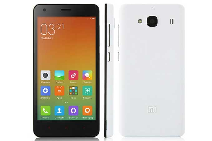 Xiaomi Redmi 2 Specifications and Features