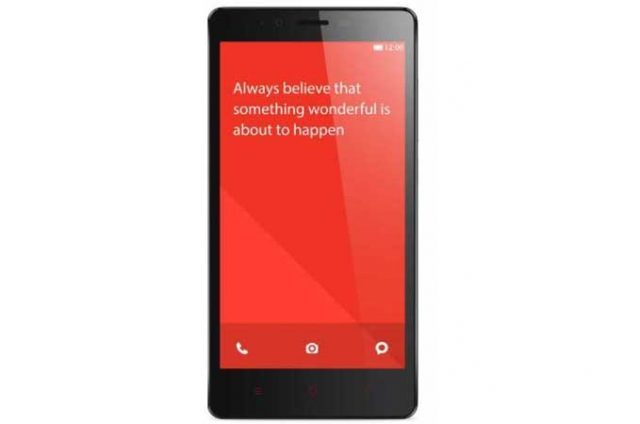 Xiaomi Redmi Note Prime Specifications