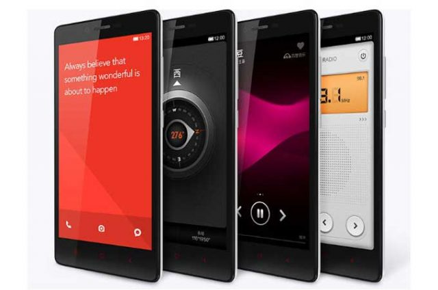 Xiaomi Redmi Note Specifications