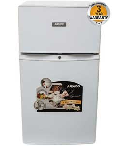 ARMCO ARF D138(W) Double Door Refrigerator 6Cu.Ft 170 Litres White