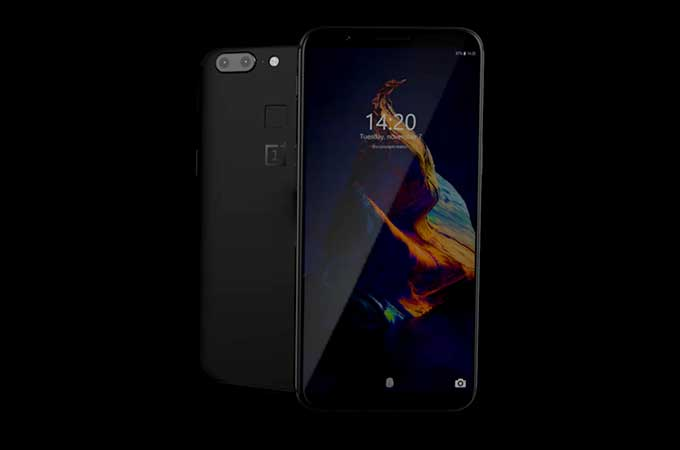 One Plus 5T Mobile