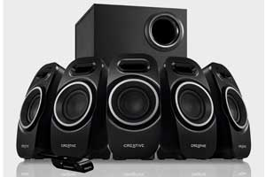 Price of CREATIVE A550 Speakers System Black in Kenya Jumia Online
