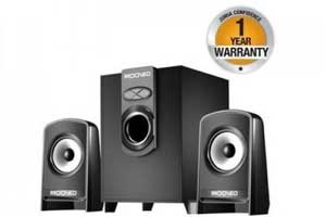 MOOVED MV K1 2.1CH Multimedia Speaker System Black