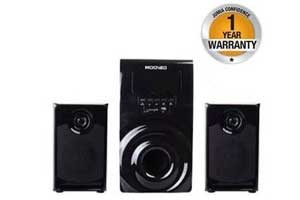 MOOVED MV L3 2.1 Multimedia Speaker System Black