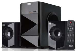 Price of the Von Hotpoint HA5030BT 2.1 Bluetooth Subwoofer 50W