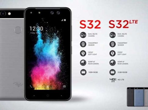 ITEL S32 and S32 LTE Specs and Price in Kenya Jumia