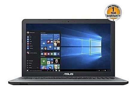 ASUS R541s 15.6 Intel Celeron 500GB HDD 2GB RAM Windows 10 Black