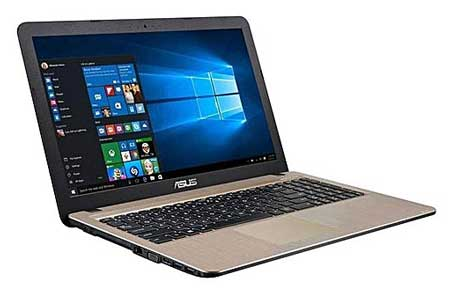ASUS X540U 15.6 Intel Core i5 1TB HDD 8GB RAM Free DOS Black & Gold