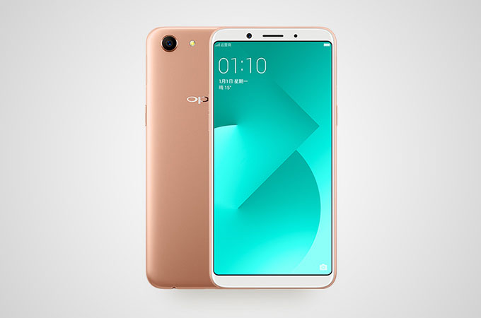 Oppo A71 2018 Review in Kenya