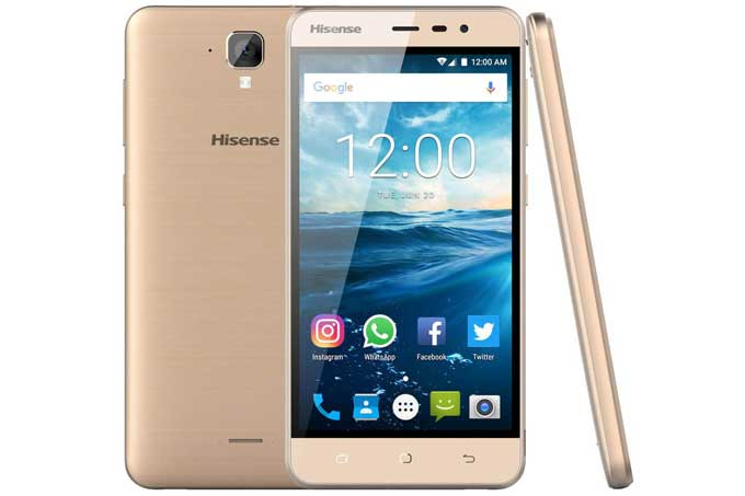 Review of Hisense F10 Smartphone