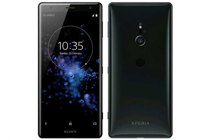 Sony Xperia XZ2 Mobile Phone