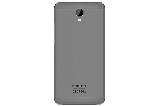 Oukitel K6000 Plus Smartphone 4GB RAM, 64GB ROM, 6080mAh battery