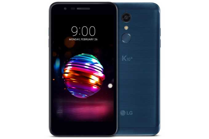 Price of LG K10 2018 Smartphone in Kenya