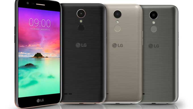 Review of LG K10 2018 Mobile Phone