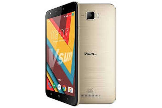 Review of Vsun Note Smartphone