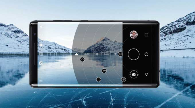 Specifications and Features of Nokia 8 Sirocco Smartphone