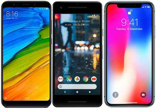 Best Phones with Good Cameras in Kenya