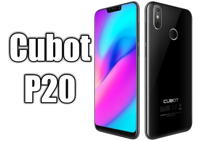 Cubot P20 Smartphone Specifications Review