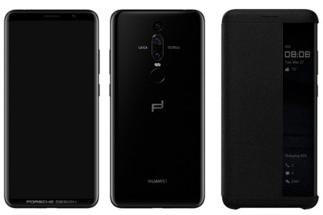 Huawei Mate RS Design Porsche Smartphone Price in Kenya Specs and Features