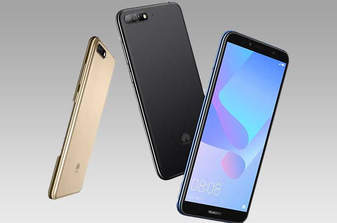 Huawei Y6 2018 price in Kenya