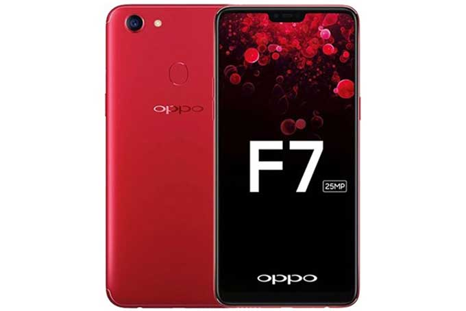 Price of Oppo F7 Mobile Phone in Kenya